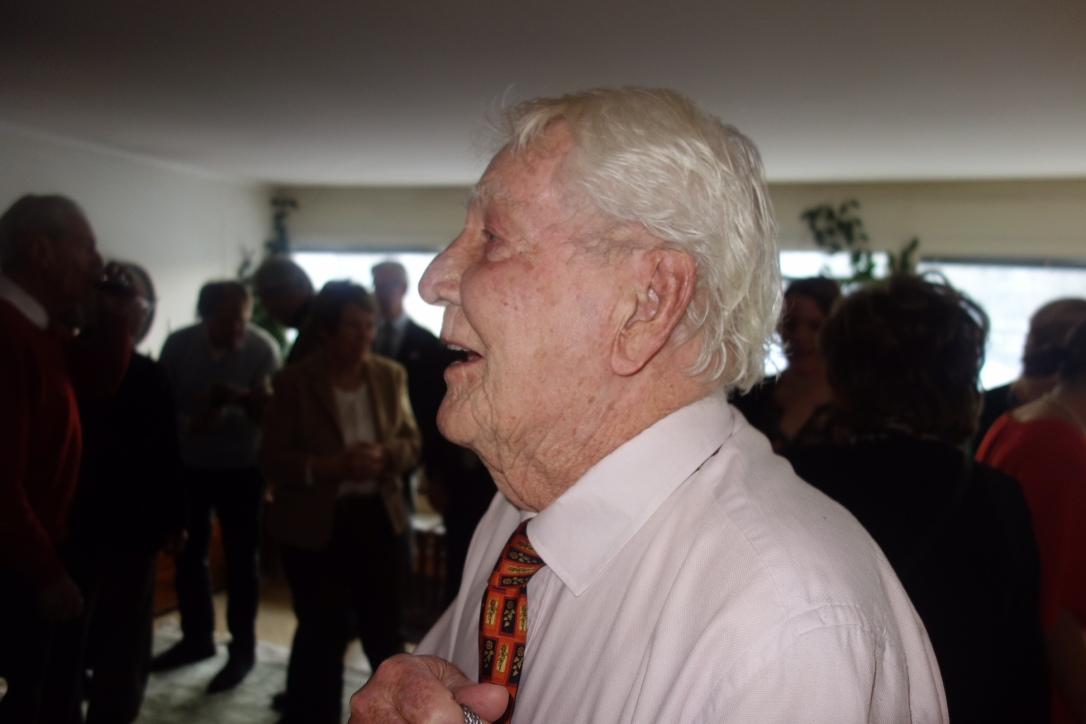 Mats 90 år